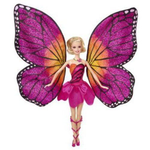 Barbie Mariposa Doll by Mattel