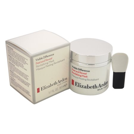 Visible Difference Peel and Reveal Revitalizing Mask by Elizabeth Arden for Women - 1.7 oz (Elizabeth Arden Peel & Reveal Revitalizing Treatment)