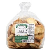 Mussos Garlic & Cheese Toast, 10 OZ (Pack of 6)
