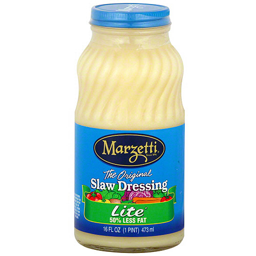 Marzetti The Original Slaw Dressing, 16 oz (Pack of 6)