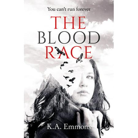 The Blood Race - eBook