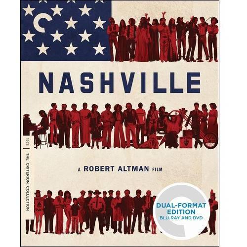 Nashville (Criterion Collection) (Blu-ray + DVD) (Widescreen)