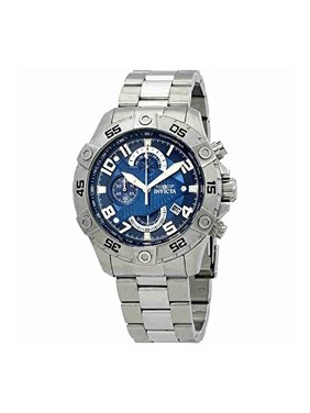 Invicta Men's 26094 S1 Rally Chronograph Blue Dial Watch