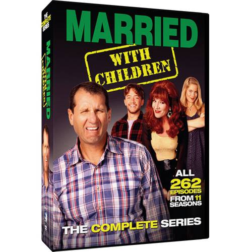 Married With Children: The Complete Series