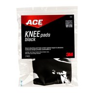 ACE Brand Knee Pads, Shock-Absorbing Braces, Breathable, One Size Fits Most