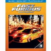 The Fast And The Furious: Tokyo Drift (Blu-ray + UltraViolet) (Widescreen)