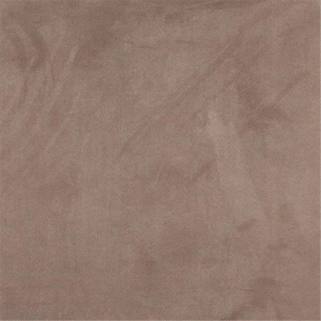 Designer Fabrics C063 54 in. Wide Taupe, Microsuede Upholstery Grade Fabric