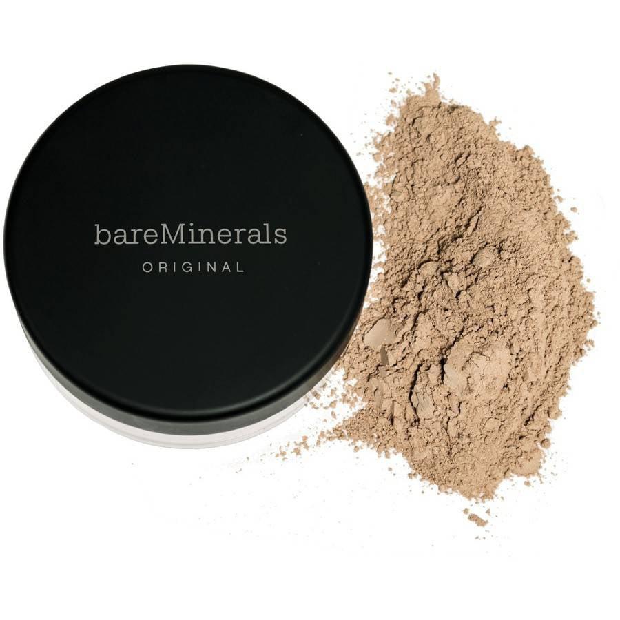 BareMinerals Original Foundation, SPF 15, Fairly Light, 0.28 oz - Walmart.com