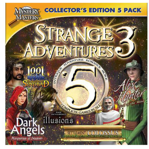 WD Encore 8126473 Strange Adventures CE Volume 3 for Mac (Email Delivery)