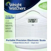 Best Conair Bathroom Scales Weight Watchers - Weight Watchers Scales by Conair Portlable Precision Electronic Review