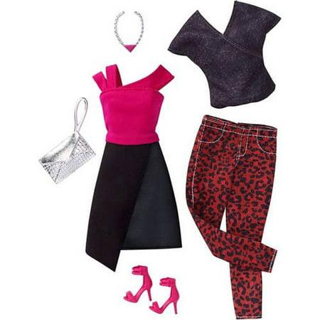 Mattel Doll Clothing - Barbie - Mattel Brb Edgy Fash
