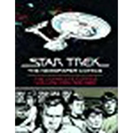 Star Trek The Newspaper Comics 2  Complete Dailies And Sundays 1981 1983
