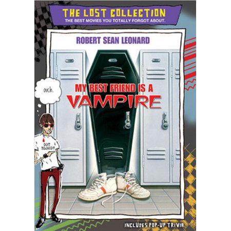 My Best Friend Is A Vampire (DVD)
