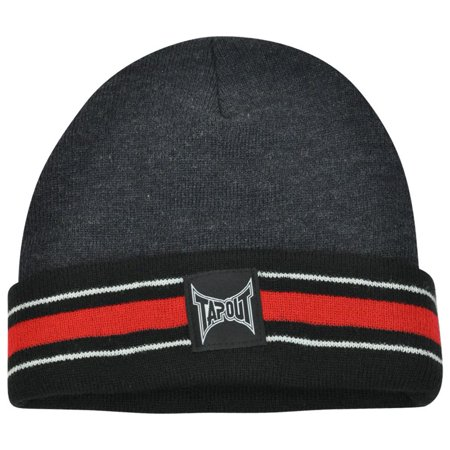 - Tapout Ultimate Cage Fighting Mixed Martial Arts Beanie Hat Winter Toque Cuffed
