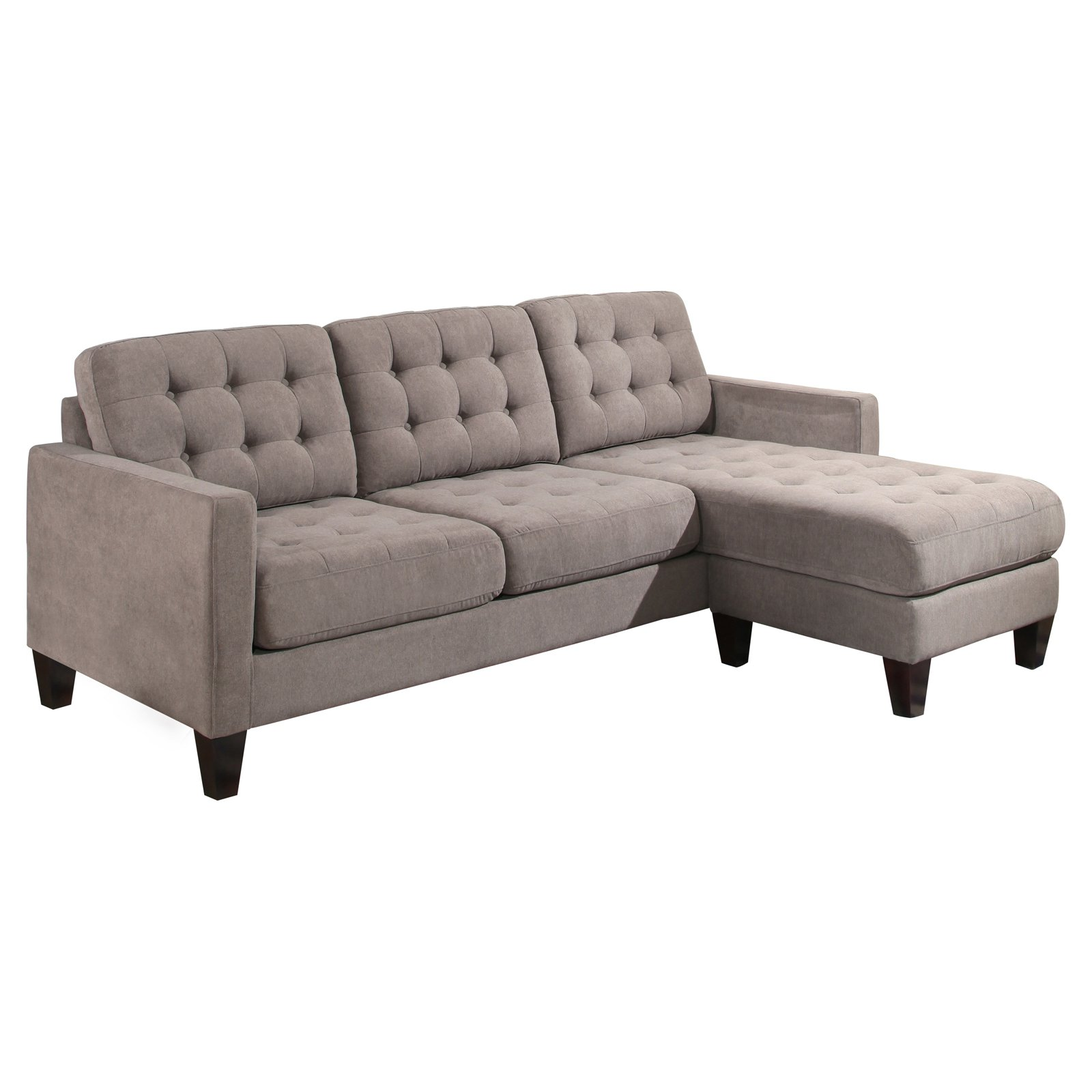 Abbyson Robbinson Reversible Sectional