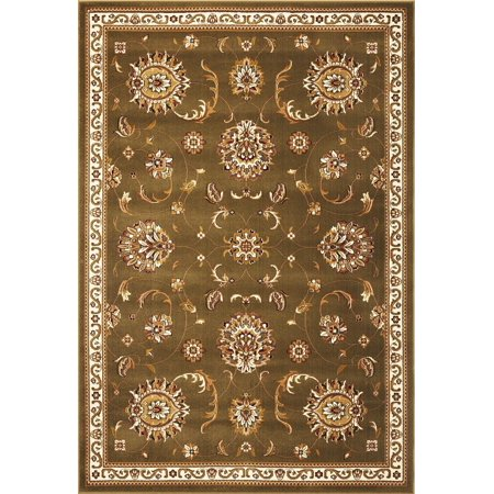 Traditional Cambridge Collection Area Rug in Multiple Color and Oval, Rectangle, Round, Runner Shape