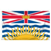 British Columbia Provincial Flag (3 by 5 feet)