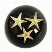 ED SPELDY EAST OTR102 Desk Decoration  StarFish  Black