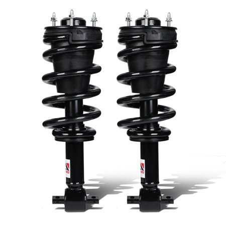 For 2007 to 2014 Chevy Suburban / Tahoe Left / Right Front Fully Assembled Shock / Strut + Coil Spring Suspension ()