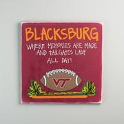 Glory Haus Virginia Tech Tailgate Graphic Art