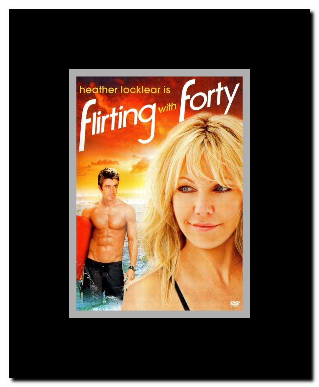 flirting with forty movie dvd review video games