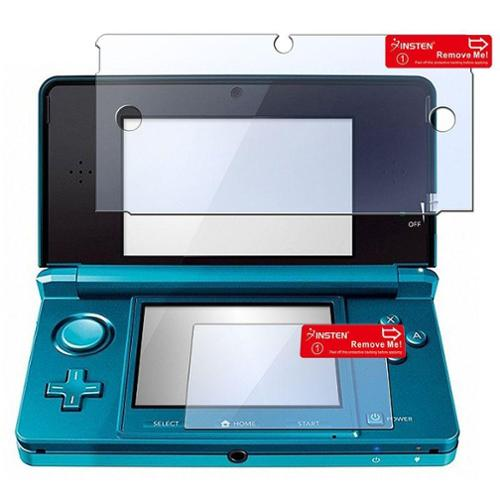 Insten 6-pack Screen Guard for Nintendo 3DS