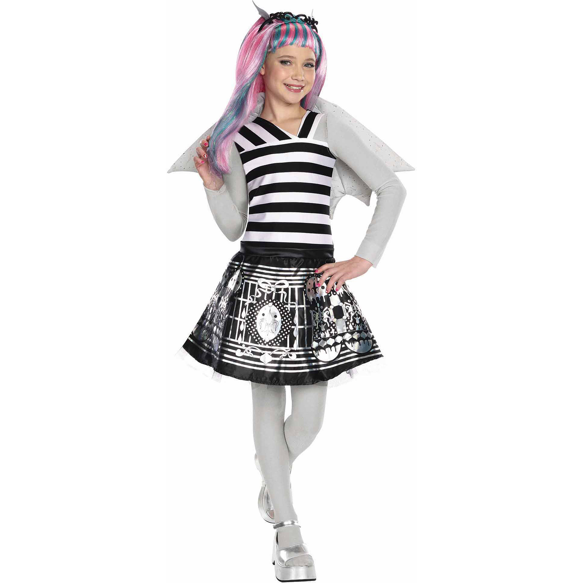Monster High Rochelle Goyle Child Dress Up Costume