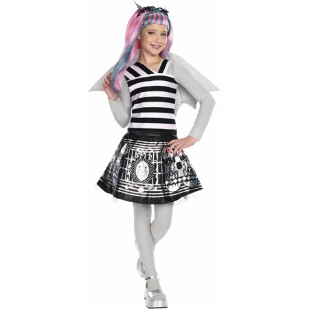 Monster High Rochelle Goyle Child Halloween Dress Up - Monster High Costum