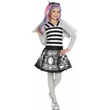 Monster High Rochelle Goyle Child Halloween Dress Up Costume](Monster High Costumes 13 Wishes)