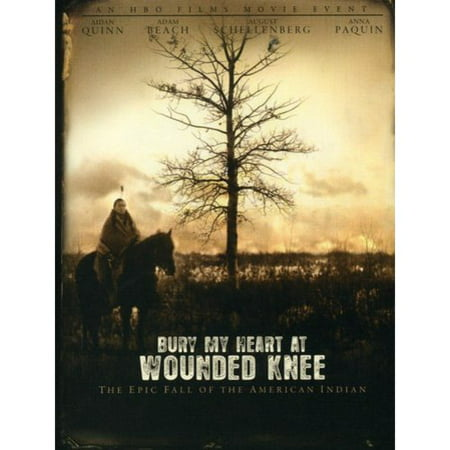 BURY MY HEART AT WOUNDED KNEE [DVD BOXSET] [2-DISC