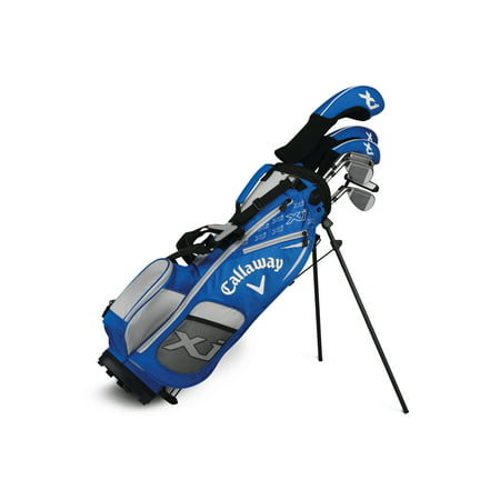 Callaway XJ-3 Blue Junior's Golf Complete Set (7-Pieces, Right Handed)