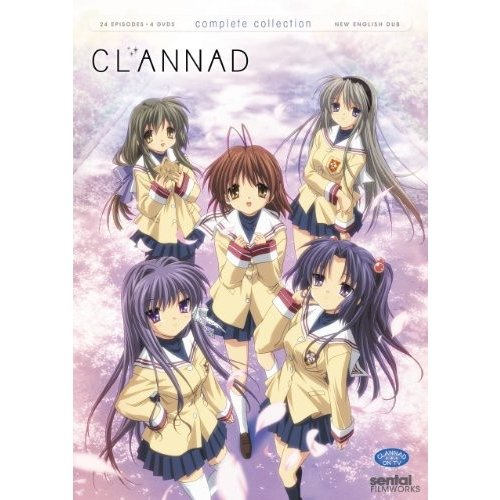 Clannad: Complete Collection (Anamorphic Widescreen)