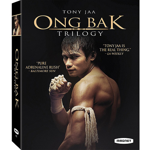 Ong-Bak Trilogy (Blu-ray) (Widescreen)