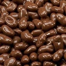 Gourmet Chocolate Covered Raisins by Its Delish (Milk Chocolate, five pounds)