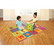 Spark. Create. Imagine. ABC Foam Playmat Learning Toy Set, 28 Pieces