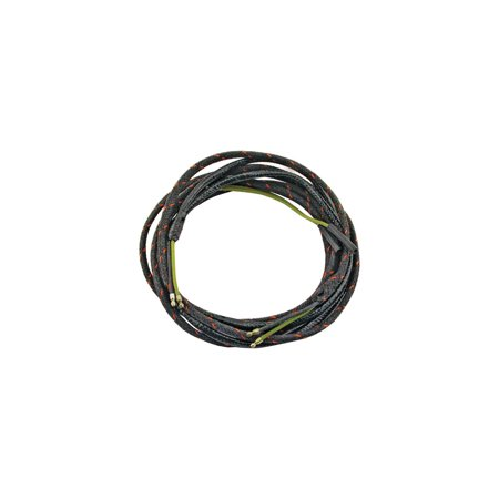 MACs Auto Parts Premier Products 48-19688 Ford Pickup Truck Body Wiring F Wiring Harness on