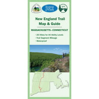 New England Trail Map & Guide (Other)