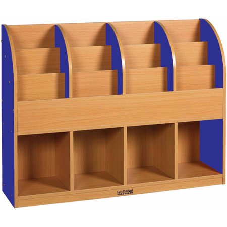 ECR4Kids Colorful Essentials Single-Sided Standard Book Stand