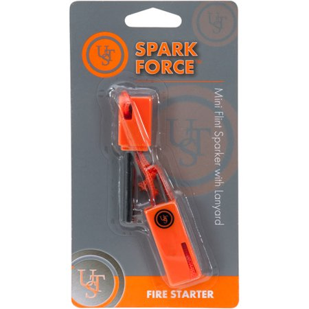 Fire Starter Set - SparkForce Fire Starter