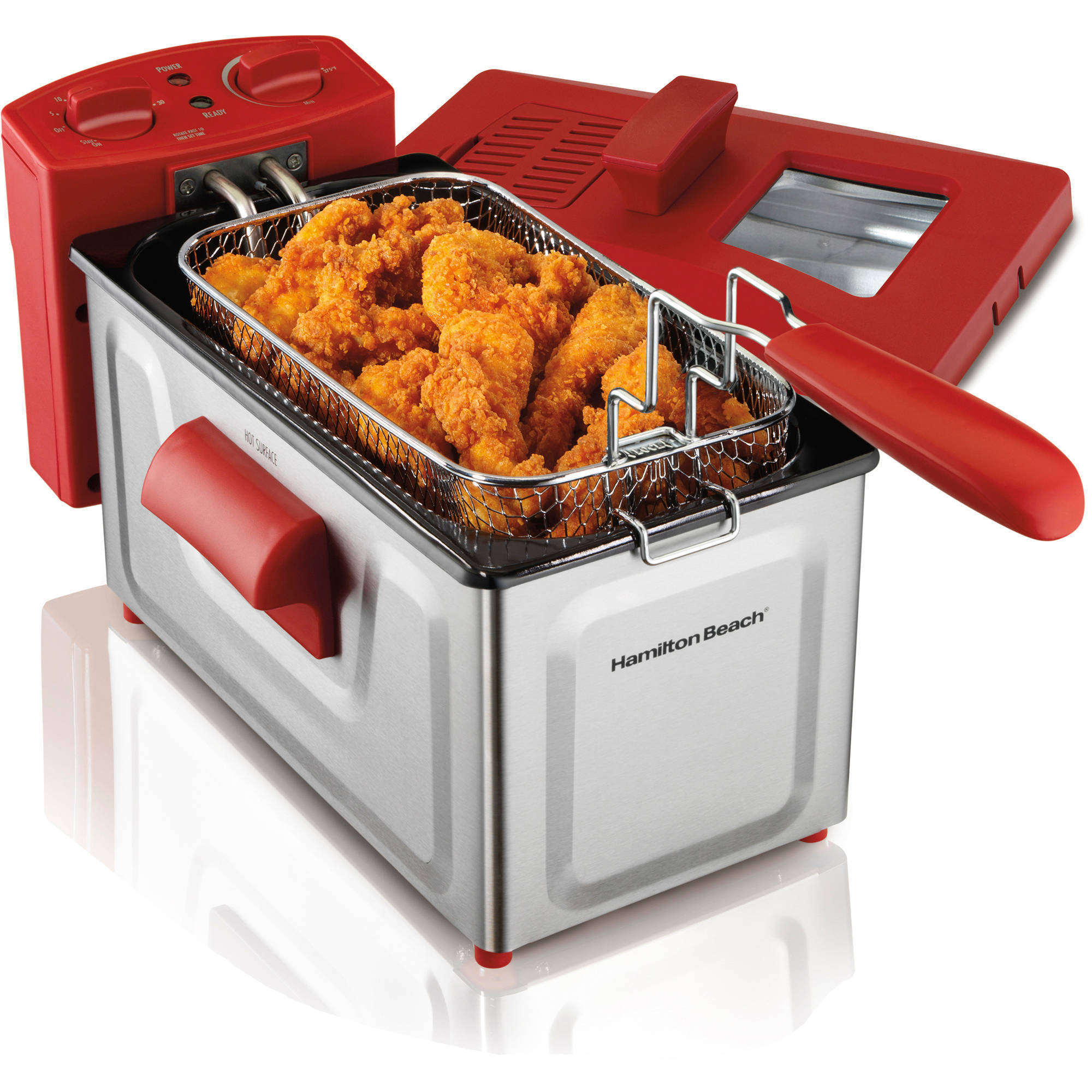 Hamilton Beach 2-Liter Professional Deep Fryer