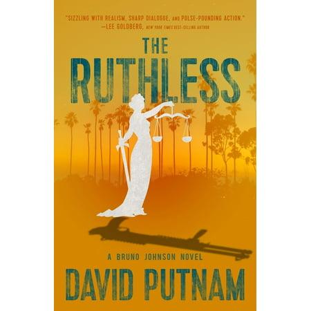 Bruno Johnson Thriller: The Ruthless, Volume 8 (Hardcover)