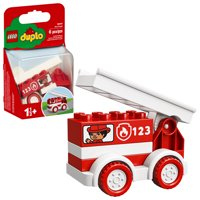 LEGO DUPLO My First Fire Truck 10917 Educational Building Toy for Toddlers (6 Pieces)