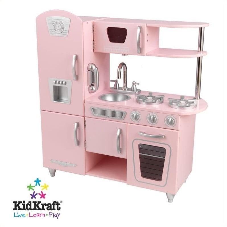 Kitchen 2 Piece Girls Play Kitchen and Tasty Treat Chef ...