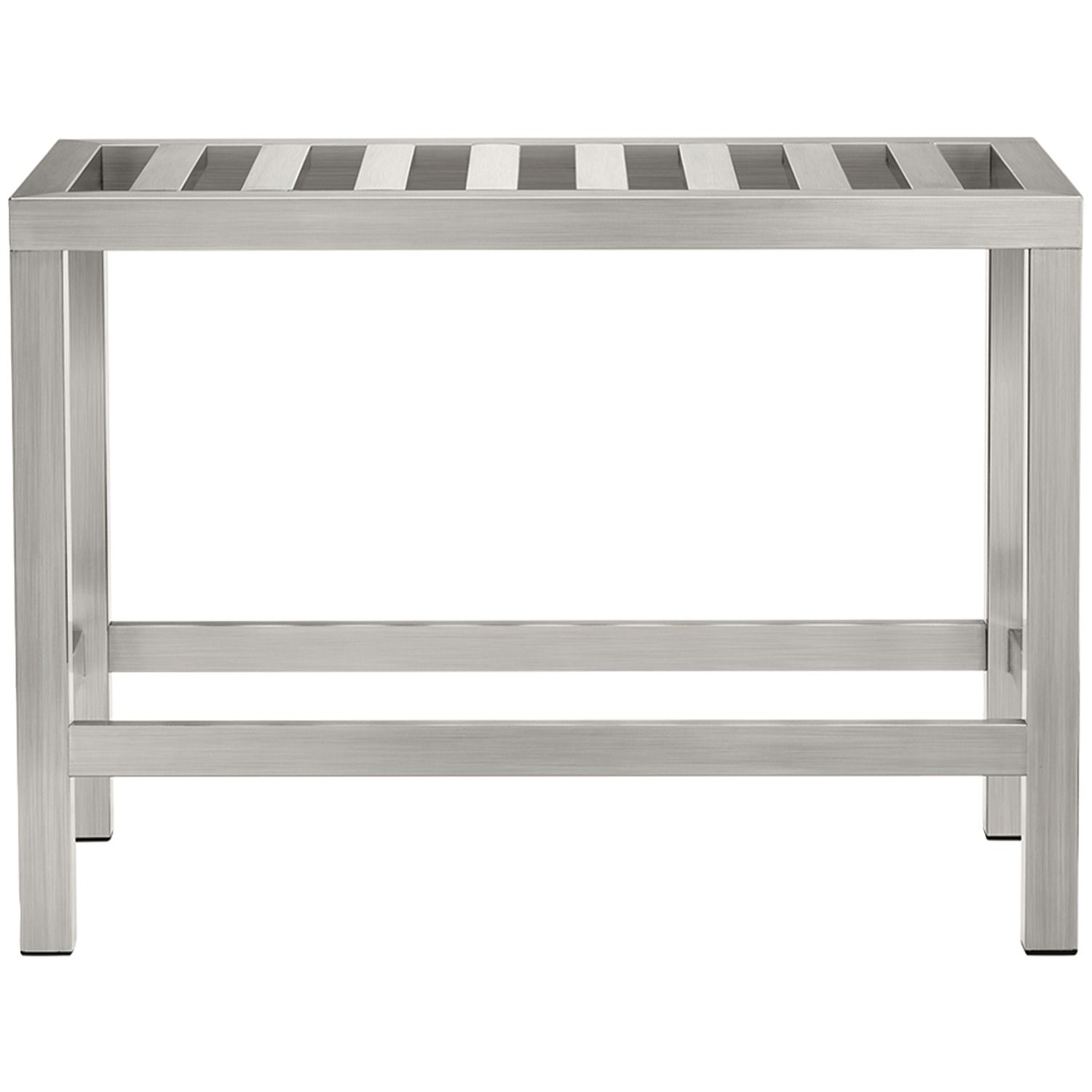 Conair Con06 The Brooklyn Collection Stainless Steel Vanity Bench by Conair