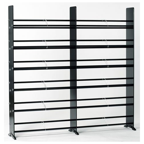 Symple Stuff Media Rack by