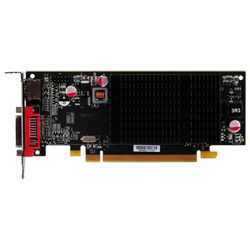 XFX One Radeon HD 5450 Graphic Card - 650 MHz Core - 2 GB DDR3 SDRAM - PCI Express x16 - Low-profile - Single Slot Spa