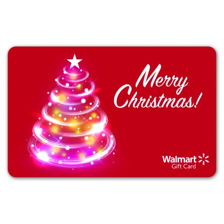 starry tree holiday walmart gift card walmart com