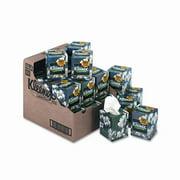 KLEENEX KLEENEX Three-Ply Lotion Facial Tissue in Pop-Up Cube, 80 per Box, 27 per Carton