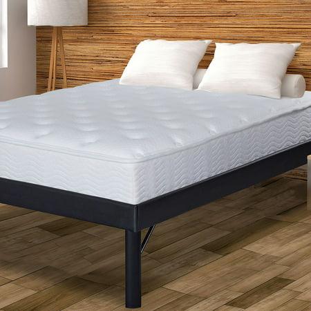 granrest 18 39 39 tall bed frame faux leather side guard high profile platform mattress. Black Bedroom Furniture Sets. Home Design Ideas
