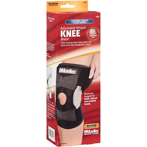 Mueller Adjustable Hinge Knee Brace